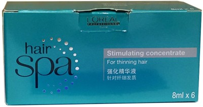 L,Oreal Paris stimulating Concentration hair Spa