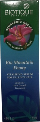 Biotique Bio Mountain Ebony Vitalizing Serum for Falling Hair
