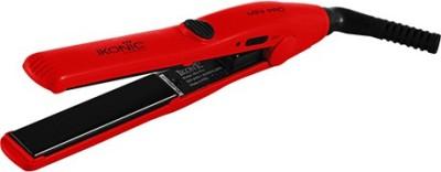 Ikonic Mini Pro Iron Hair Straightener(Red)