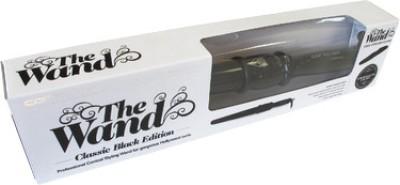 Corioliss Glamour Wand Gloss Black Hair Curler