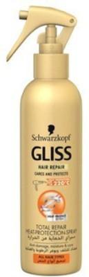Schwarzkopf Gliss Total Repair Heat Protection Spray Hair Styler
