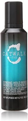 TIGI Catwalk Strong Hold Mousse For Unisex Hair Styler