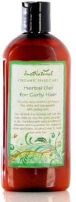 Just Natural Herbal Gel For Curly Hair Hair Styler