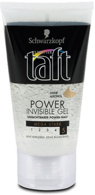 Schwarzkopf Professional Taft Power Invisible Hair Gel Hair Styler