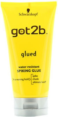 Schwarzkopf Professional Got2b Water Resistant Spiking Glue Hair Styler