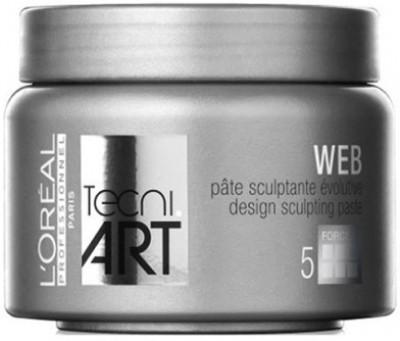 L,Oreal Paris design sculpting paste made in made in spain Hair Styler