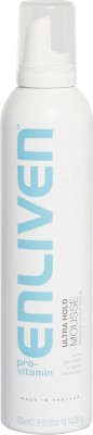 Enliven Pro-V Ultra Hold Mousse Hair Styler