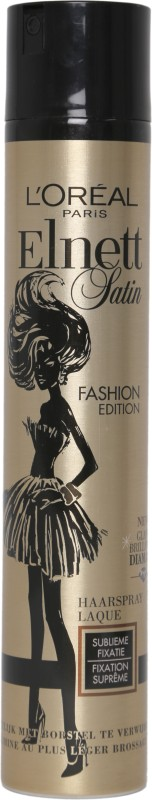 L'Oreal Paris Fashion Edition Sublieme Fixatie Fixation Supreme Hair Styler
