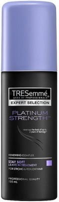 TRESemme Platinum Strength Stay Soft Leave In Treatment Hair Styler