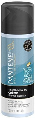 Pantene Pro V Smooth Blow Dry Creme(Pack Of 3) Hair Styler