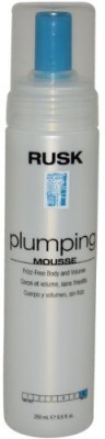 Rusk Plumping Mousse Firm Hold Unisex Hair Styler
