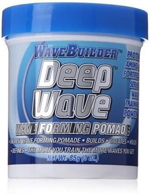 Wavebuilder Deep Wave Forming Pomade Hair Styler