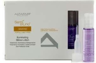 Alpha Parf Alfa Parf Semi Di Lino Illuminating Shine Lotion Hair Styler