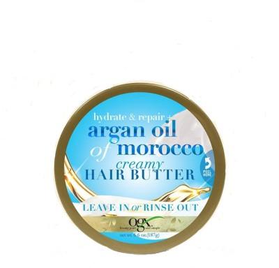 Ogx Argan Oil Of Morocco Creamy Butter Hair Styler