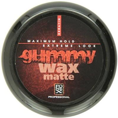 Gummy Wax Keratin Hair Styler