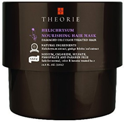 Theorie Helichrysum Nourishing Hair Mask Hair Styler