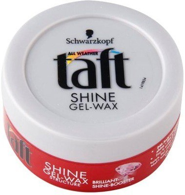 Schwarzkopf Taft Shine Gel -Wax Hair Styler