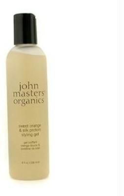 John Masters Organics Sweet Orange and Silk Protein Styling Gel Hair Styler