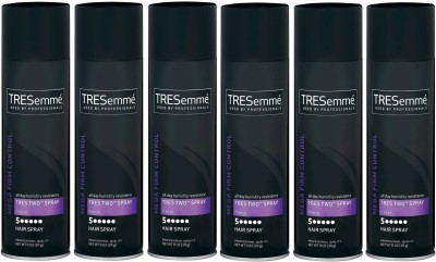 TRESemme Freeze Hold Aero Spray (Pack Of 6) Hair Styler