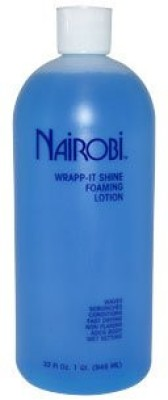 Nairobi Shine Foaming Lotion Hair Styler
