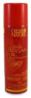 Creme of Nature Argan Oil Replenishing Sheen Spray Hair Styler