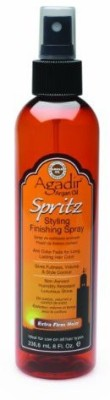 Agadir Argan Oil Spritz Styling Finishing Spray Hair Styler