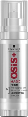 Schwarzkopf Professional Osis+ Magic Finish Anti-frizz Shine Serum Hair Styler