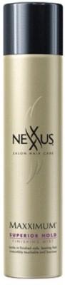 Nexxus Aerosol Hair Spray, Maxximum Finish Mist Hair Styler