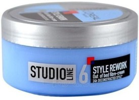Loreal Paris Style Rework Out Of Bed Fibre-Cream Hair Styler