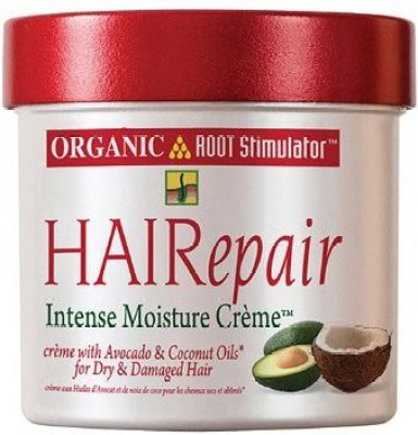 Organic Root Stimulator Hairepair Intense Moisture Creme Hair Styler