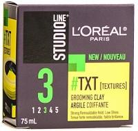 L'Oreal Paris Studio Line Txt Grooming Clay Hair Styler