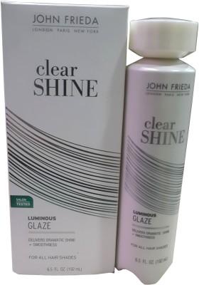 John Frieda Clear Shine Luminous Glaze Hair Styler