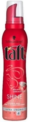 Taft Shine Mousse Hair Styler