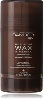 Alterna Bamboo Texturizing Wax Style Stick For Men Hair Styler