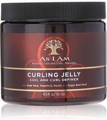 I Am As Coil Defining Jelly Hair Styler
