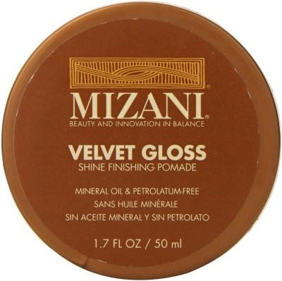 Mizani Velvet Gloss Shine Finishing Pomade For Unisex Hair Styler