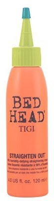 TIGI Bed Head Straighten Out 98% Humidity Defying Straightening Cream For Unisex Hair Styler
