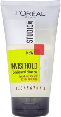 L,Oreal Paris Paris Invisi Hold Natural Clean Gel Hair Styler