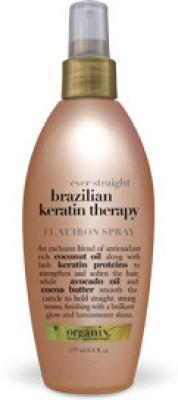 Organix Org Brazilian Keratin Flat Iron Spray Hair Styler