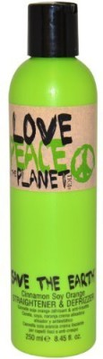 TIGI Love Peace And The Planet Save The Earth Straightener And Defrizzer Hair Styler
