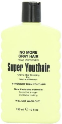 Youthair Super Creme Hair Dressing For Men And Women Hair Styler