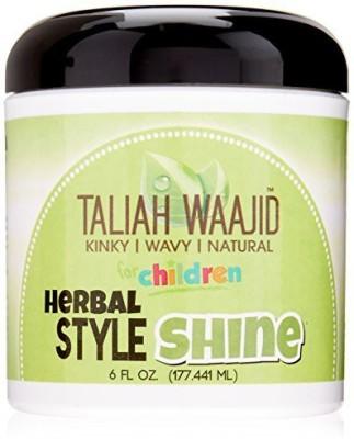 Taliah Waajid Kinky Wavy Natural Herbal Style And Shine Hair Styler