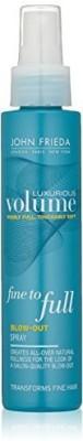 John Frieda Luxurious Volume Fine To Full Blow Out Spray Hair Styler
