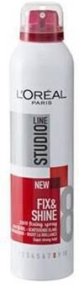 L,Oreal Paris Studio Line Fix & Shine Spray Hair Styler