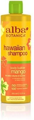 Alba Botanica Moisturizing Hair Wash Mango Hair Styler