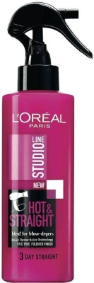 L,Oreal Paris Hot & Straight Heat Protection Hair Styler