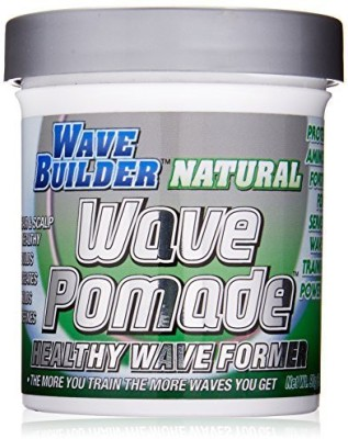 Wavebuilder Natural Wave Pomade Healthy Wave Former Hair Styler