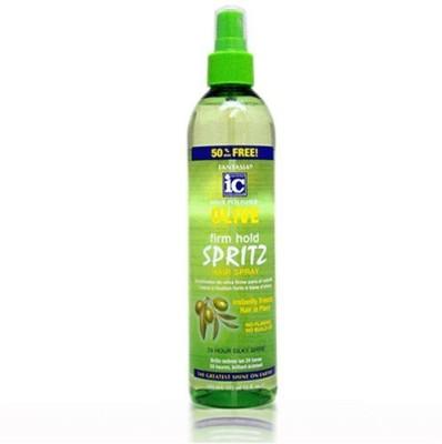 Fantasia Olive Oil Spritz Hair Spray Hair Styler