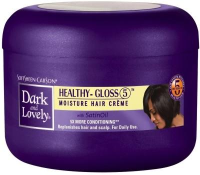 Softsheen Carson Dark And Lovely Maint Styling Healthy-Gloss 5 Moisture Hair Creme Hair Styler