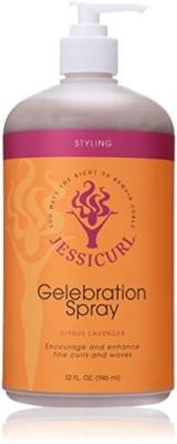Jessicurl Llc. Jessicurl Gelebration Spray Citrus Lavender Hair Styler